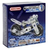 Meccano: 1 Model Starter Set - Dirt Bike