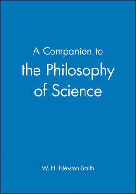 A Companion to Philosophy of Science image