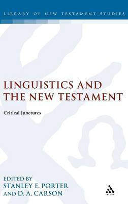 Linguistics and the New Testament image