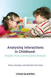 Analysing Interactions in Childhood image