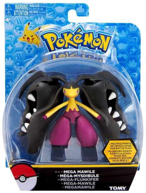 Pokémon: Action Pose Mega Mawile - Figure image