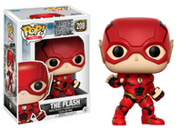 Justice League (Movie) - The Flash Pop! Vinyl Figure image
