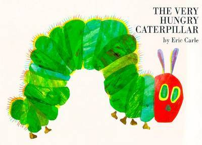 The Very Hungry Caterpillar Gift Set (Board Book + Toy) by Eric Carle