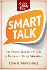 Smart Talk by Lisa B Marshall