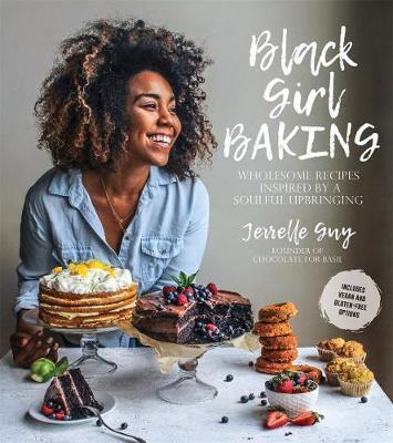 Black Girl Baking by Jerrelle Guy