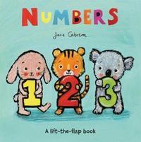 Numbers by Jane Cabrera