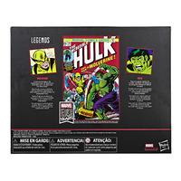 Marvel Legends: Hulk vs Wolverine - 80th Anniversary 2 Pack