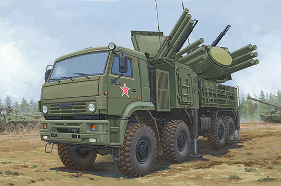 Trumpeter: Russian Combat Vehicle - 1/35 Scale Model Kit