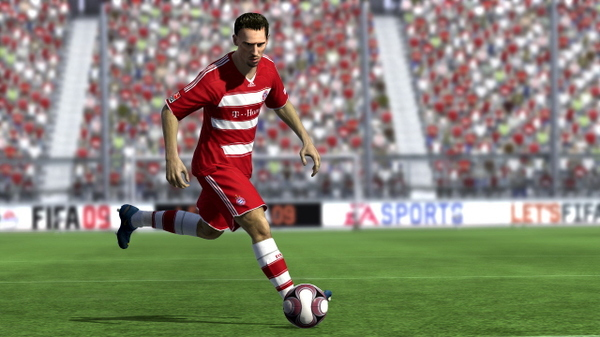FIFA 09 for PS3 image