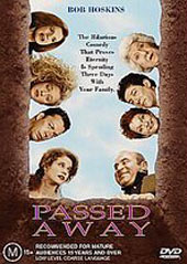 Passed Away on DVD