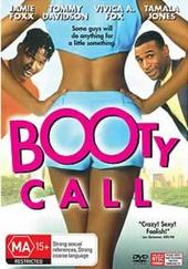 Booty Call on DVD
