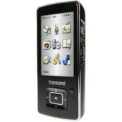 Transcend 8GB T sonic-870 MP3 Player with 2 4