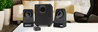 Logitech Multimedia Speakers Z213 image