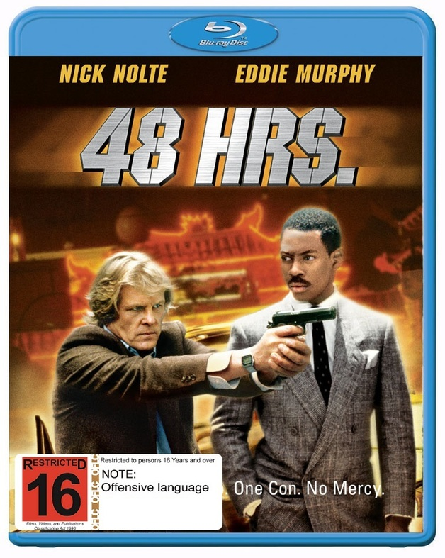 48 Hours on Blu-ray