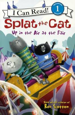 Up in the Air at the Fair by Rob Scotton