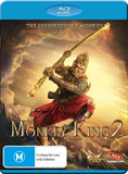 The Monkey King 2 on Blu-ray