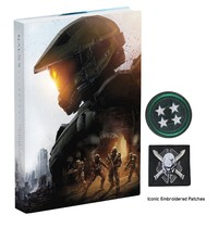 Halo 5: Guardians Collector's Edition Strategy Guide: Prima Official Game Guide by Prima Games