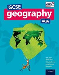 GCSE Geography AQA Student Book by Simon Ross