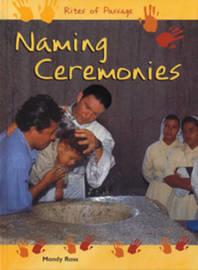 Naming Cermonies by Mandy Ross image