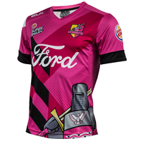 Northern Knights 2017/18 Youth Replica Playing Shirt (Size 10)