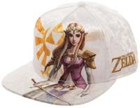 Legend of Zelda: Princess Zelda Velvet - Snapback Cap