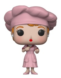 I Love Lucy - Factory Lucy Pop! Vinyl Figure