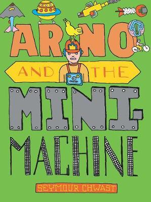 Arno And The Mini Machine by Seymour Chwast image