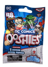 Ooshies: DC Comics (Wave 3) - Foil Bag