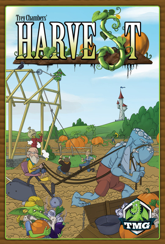 Harvest - Board Game