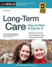 Long-Term Care by Joseph Matthews