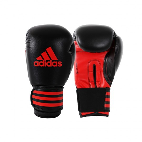 Adidas - 12Oz Power 100 Black/Red