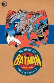 Batman in Brave and the Bold by Mike W Barr