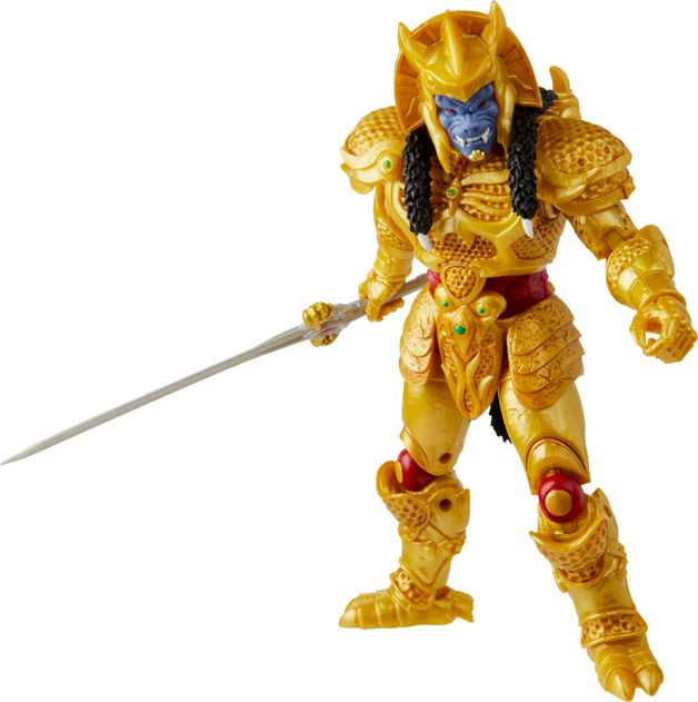 "Power Rangers: Lightning Collection 6"" Action Figure - Mighty Morphin Goldar Ranger"