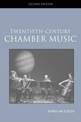 20th Century Chamber Music by James McCalla image
