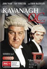 Kavanagh Q.C. - Series 1 & 2 (5 Disc Set) on DVD