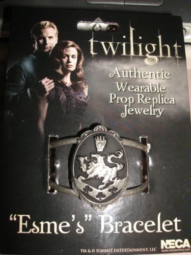 """Twilight """"Esme's Bracelet"""" Replica Jewelry"""
