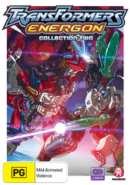 Transformers Energon - Season Two on DVD