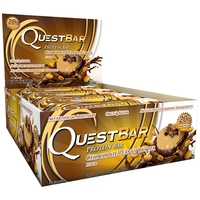Quest Nutrition - Quest Bar Box of 12 (Chocolate Peanut Butter)