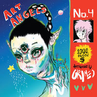 Art Angels by Grimes