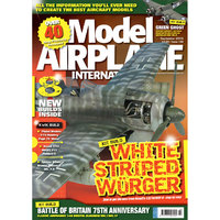 Model Airplane International Issue #122