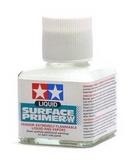 Tamiya: Liquid Surface Primer 40ml - White
