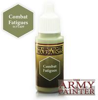 Combat Fatigues Warpaint