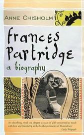 Frances Partridge by Anne Chisholm image