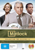 Matlock: Collection 2 - (Seasons 4-6) on DVD