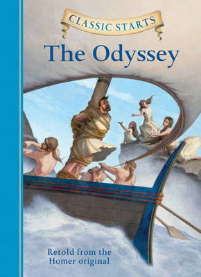 Classic Starts (R): The Odyssey by Homer image