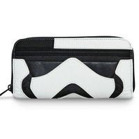 Loungefly Star Wars Executioner Full Face Zip Around Wallet