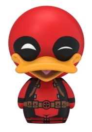 Marvel - Deadpool the Duck Dorbz Vinyl Figure (LIMIT - ONE PER CUSTOMER)