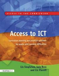 Access to ICT by Liz Singleton image