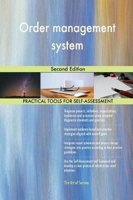Order Management System Second Edition by Gerardus Blokdyk image