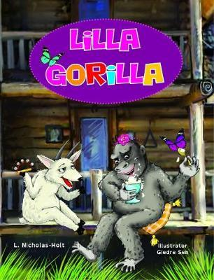 Lilla Gorilla by Lilla Nicholas-Holt